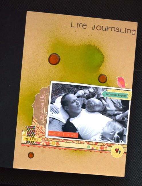 life journaling
