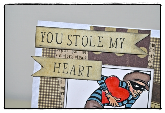 you stole my heart text