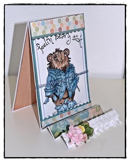 bear sick sidan